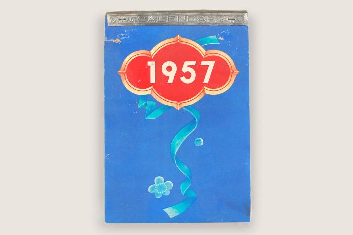 1957日めくり